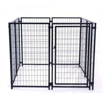 Aleko Heavy Duty Dog Kennel Review - Best Outdoor Dog Kennel - 1
