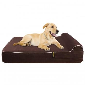 Kopek Orthopedic Memory Foam Dog Bed Review - Best Orthopedic Dog Bed 1