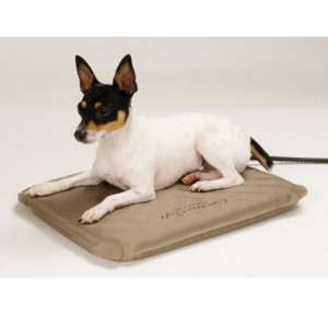 Lectro-Soft Outdoor Heated Bed - Best Heated Orthopedic Dog Bed
