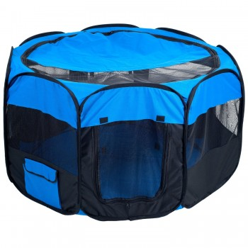 PAW Pet Pop-Up Playpen Deluxe - 1