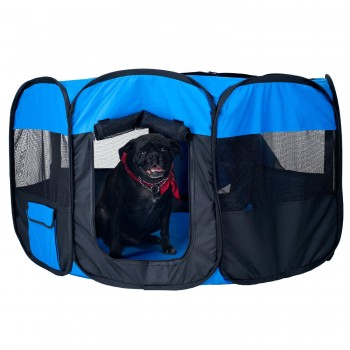 PAW Pet Pop-Up Playpen Deluxe 2