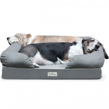 PetFusion Dog Lounge & Bed Review - Best Orthopedic Dog Bed 1