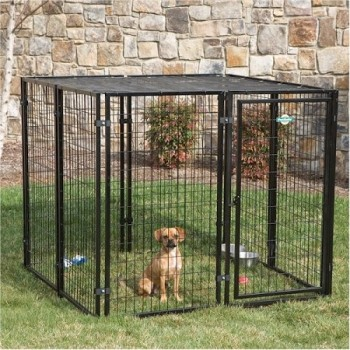 PetSafe Cottageview Dog Kennel Review - best outdoor dog kennel -