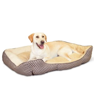 Self-Warming Lounge Sleeper - Best Heated Orthopedic Dog Bed