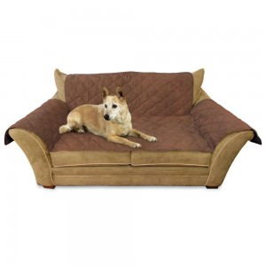 Thermo Heated Furniture Cover - Best Heated Orthopedic Dog Bed