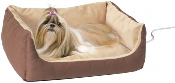 Thermo-Pet Cuddle Cushion - Best Heated Orthopedic Dog Bed