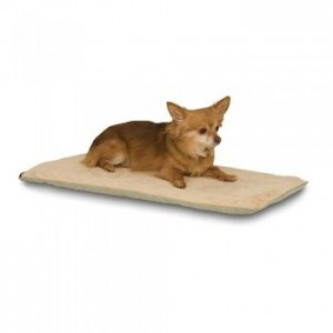 Thermo-Pet Mat - Best Heated Orthopedic Dog Bed