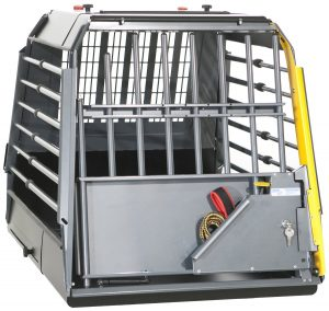 Variocage DOUBLE Crash Tested Dog Cage Review - Best Crash Tested Dog Crate