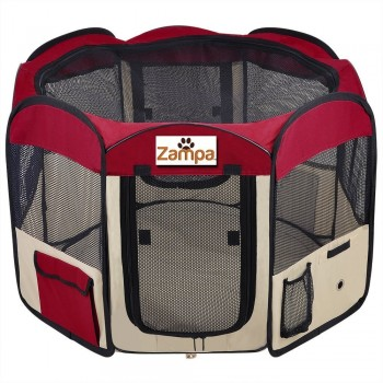 Zampa Pet 45 Playpen 1