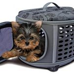 Pettom Soft- Sided Pet Travel Carrier Cat and Dog Retreat Kennel Home and Tote Review