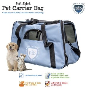 Airline Approved Pet Carriers- Pet in a Bag Review 2-min