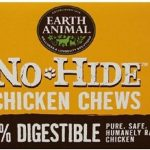 """Earth Animal No-Hide Chicken Chews 4"""" 24-Pack Review"""