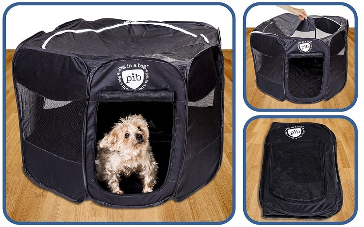 Pet Playpen - Pet in a Bag Review