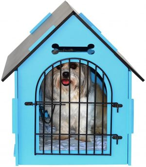Royal Craft Wood Dog House Crate Indoor Kennel Review