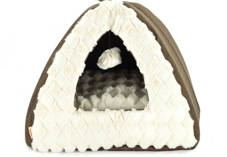 PetPawJoy Dog Cat Puppy Warm Bed Play House Review