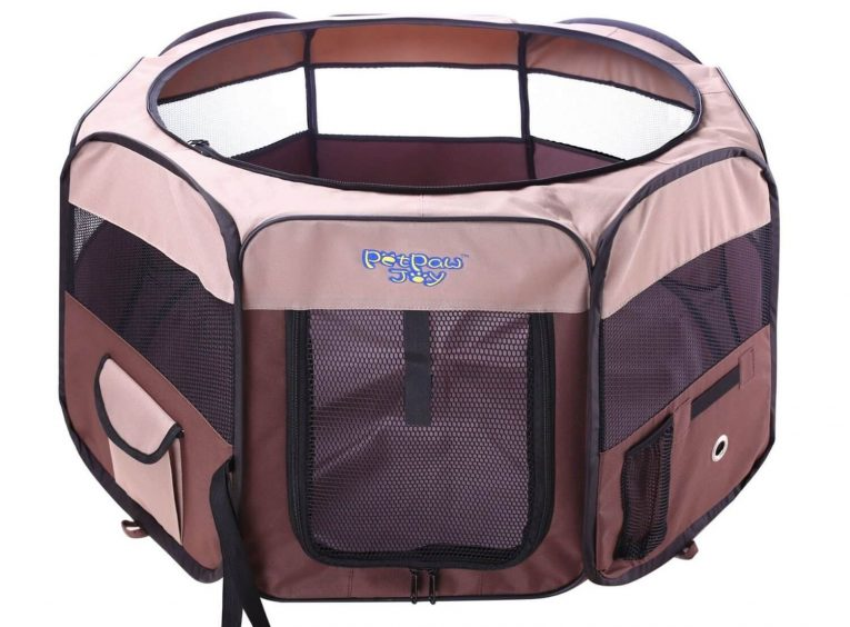 PetPawJoy Dog Octagon Playpen Review