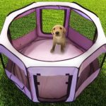 ToysOpoly 45 Indoor Outdoor Pet Playpen Cage. Best Exercise Kennel for Your Dog, Cat, Rabbit, Puppy, Hamster or Guinea Pig. Portable Pen for Easy Travel Review