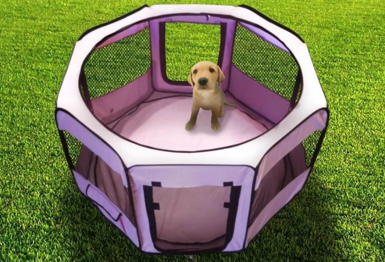 ToysOpoly 45″ Indoor/Outdoor Pet Playpen Cage Review