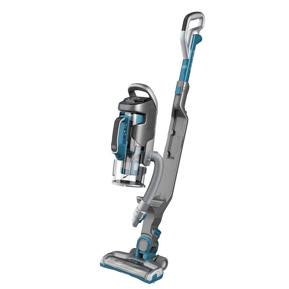 Black & Decker 2-in-1 Cordless Multipower Pro Vacuum Cleaner