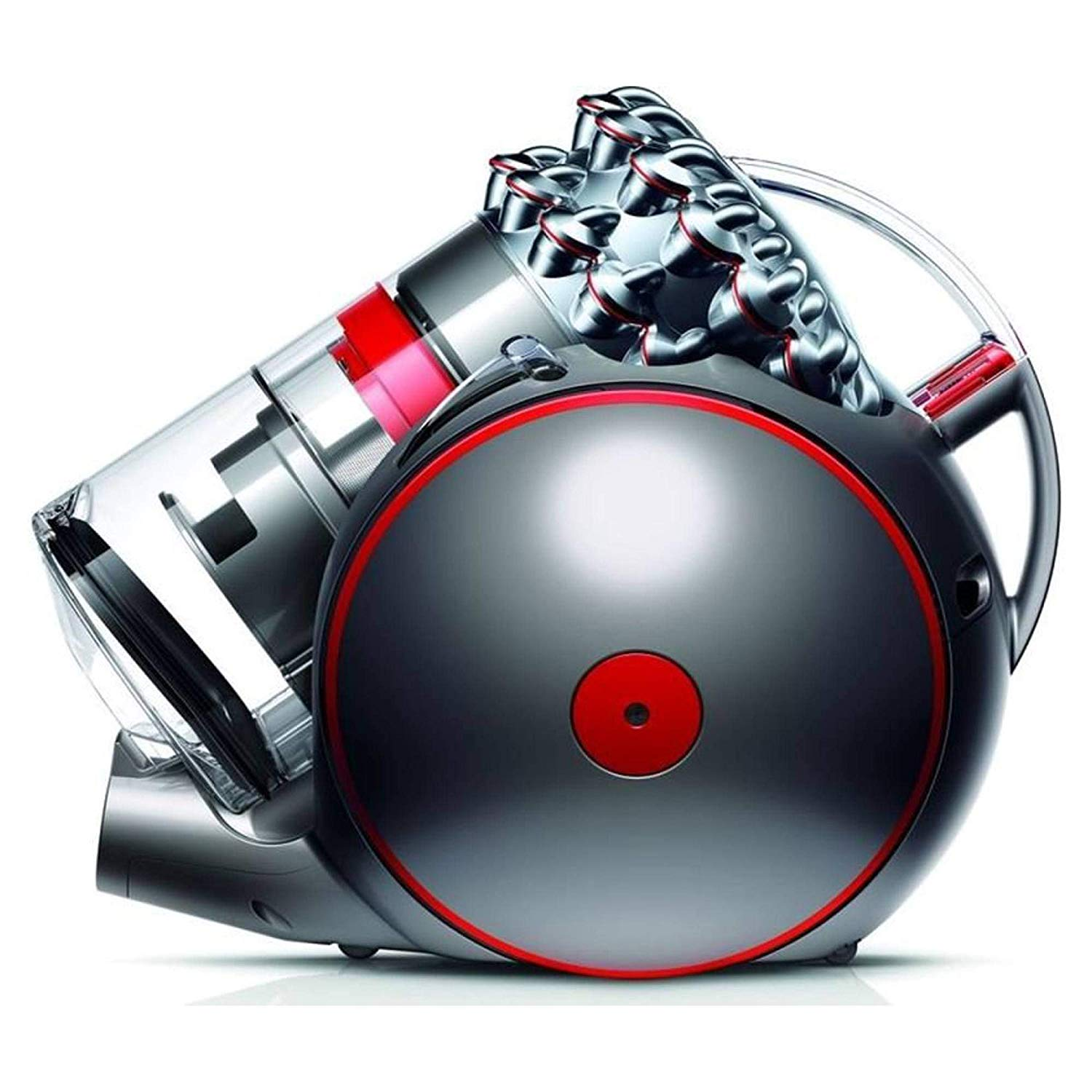 Dyson CY26 Cinetic Big Ball Animal 2 Cylinder Vacuum Cleaner, Red, Large