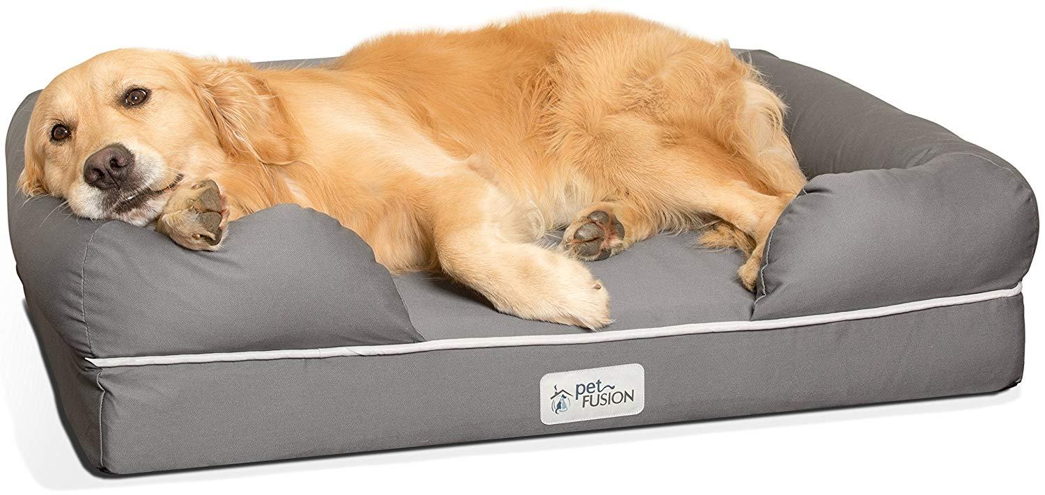 Bolster Dog Bed Review