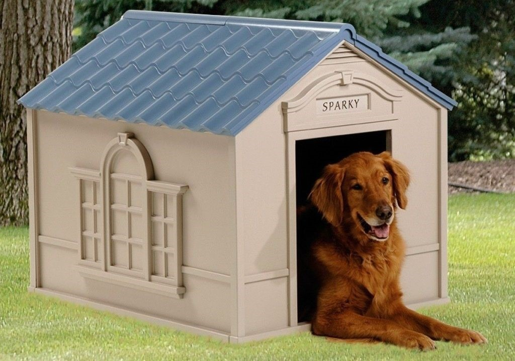 Example of the best dog houses