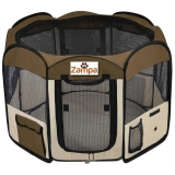 Pet 45″ Playpen Foldable Portable Dog/Cat/Puppy Exercise Kennel Review