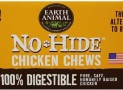 Earth Animal No-Hide Chicken Chews 4″ 24-Pack Review