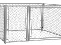 Lucky Dog Modular Chain Link Kennel, 6′ by 5′ by 5′ Review