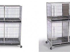 Proselect ZW55401 87 X-Tall Stainless Steel Modular Cage Bank Review