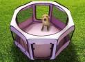 ToysOpoly 45″ Indoor/Outdoor Pet Playpen Cage Review